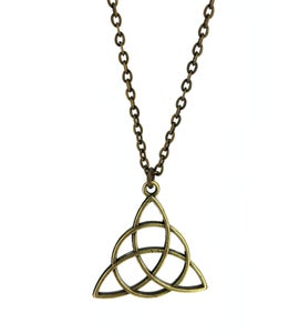 Image of Triquetras (Charmed Symbol) Necklace - Options Available