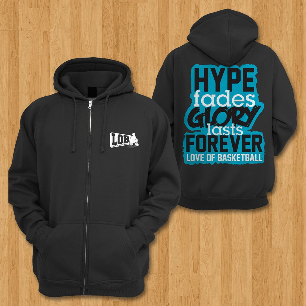 """Image of """"Hype Fades"""" Hoodie"""