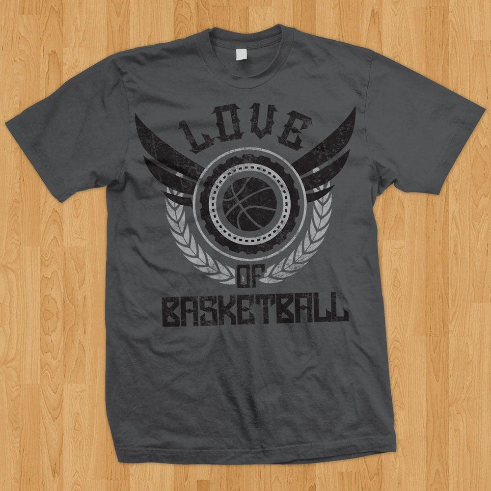 "Image of ""Love of Basketball"" Tee"