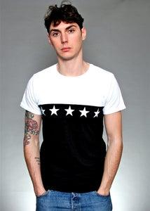 "Image of Bigwig t-shirt ""Black Star W"""