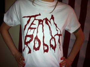Image of Blood T-shirt, White