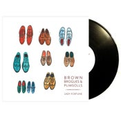 "Image of Lady Fortune - 'Brown Brogues & Plimsolls' 10"" EP"
