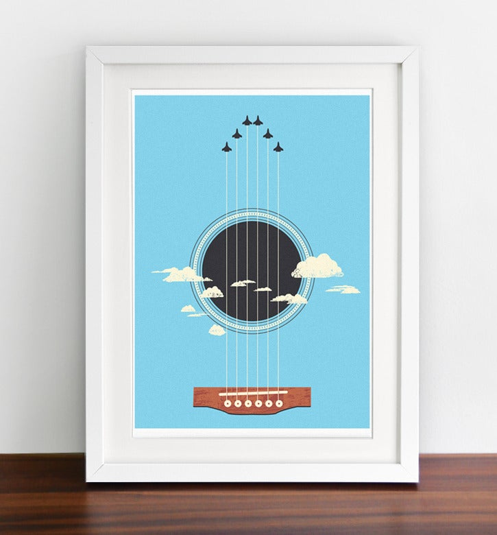 Image of Sky Guitar