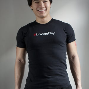 Image of Men's Loving Day T-Shirt
