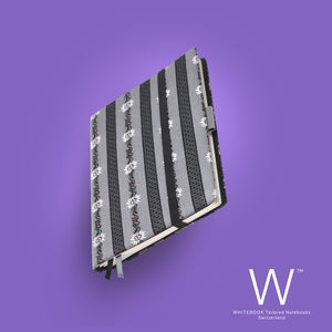 Image of Whitebook Collection Edelweiss F003, cotton, grey, 240p. (fits iPad / Air / Mini / Samsung)