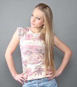 """Image of T-shirt Woman """"Hawai"""""""