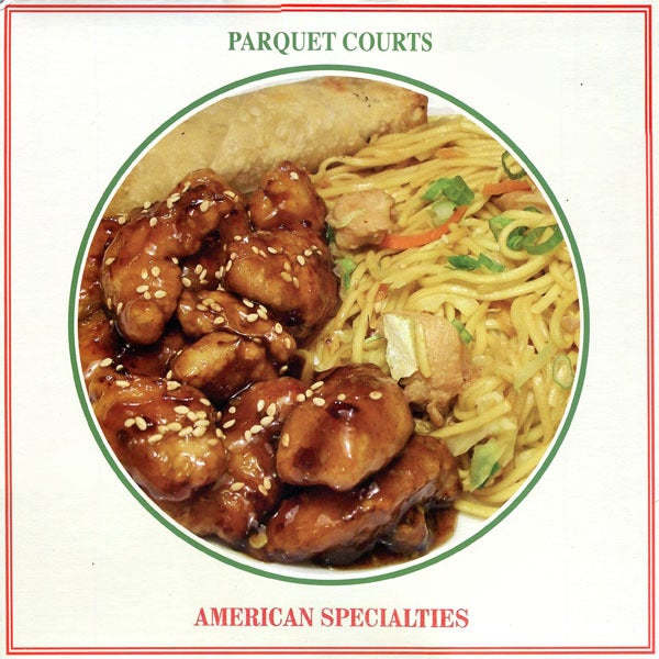 "Image of Parquet Courts - ""American Specialties"" LP"