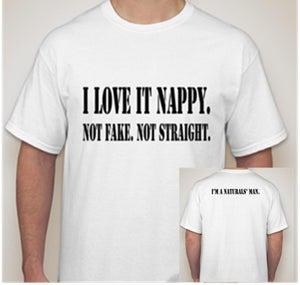Image of Naturals' Man T-Shirt