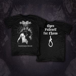 Image of 'Seventh Demoniacal Hierarchy' T-Shirt