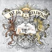 """Image of ALEA JACTA EST & FAT ASS """"split"""" CD"""