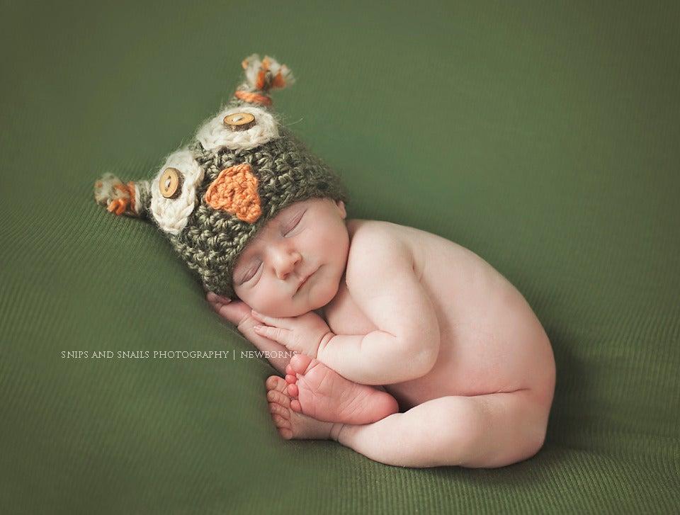 Image of Woodsy Owl Hat