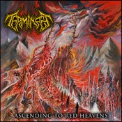 Image of Ascending to Red Heavens CD