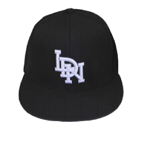 Image of LONDON POSSE/LDN CAPS (Black)