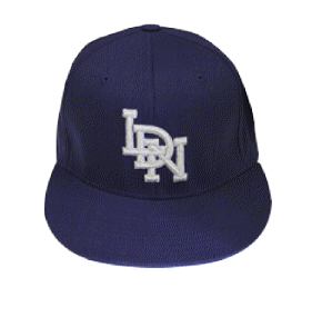 Image of LONDON POSSE/LDN CAPS (Blue)