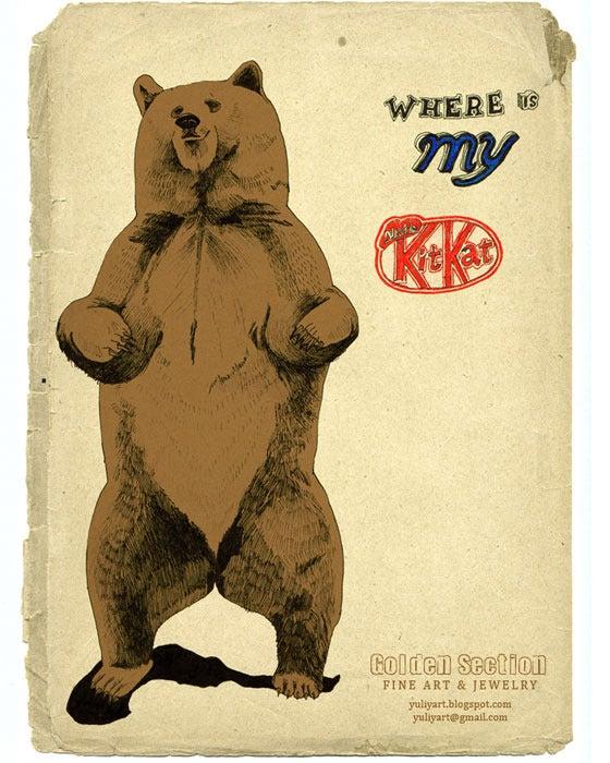Image of Kit Kat Bear