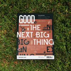Image of Issue 025: The GOOD 100
