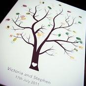 Image of The Wedding Tree + 3 inks
