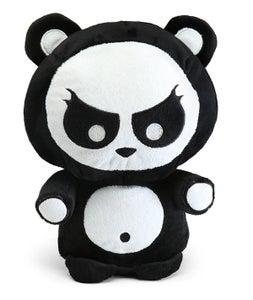 "Image of Angry Panda 10"" Plush Doll"