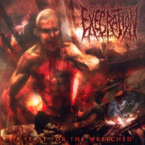 Image of A Feast for the Wretched Audio CD