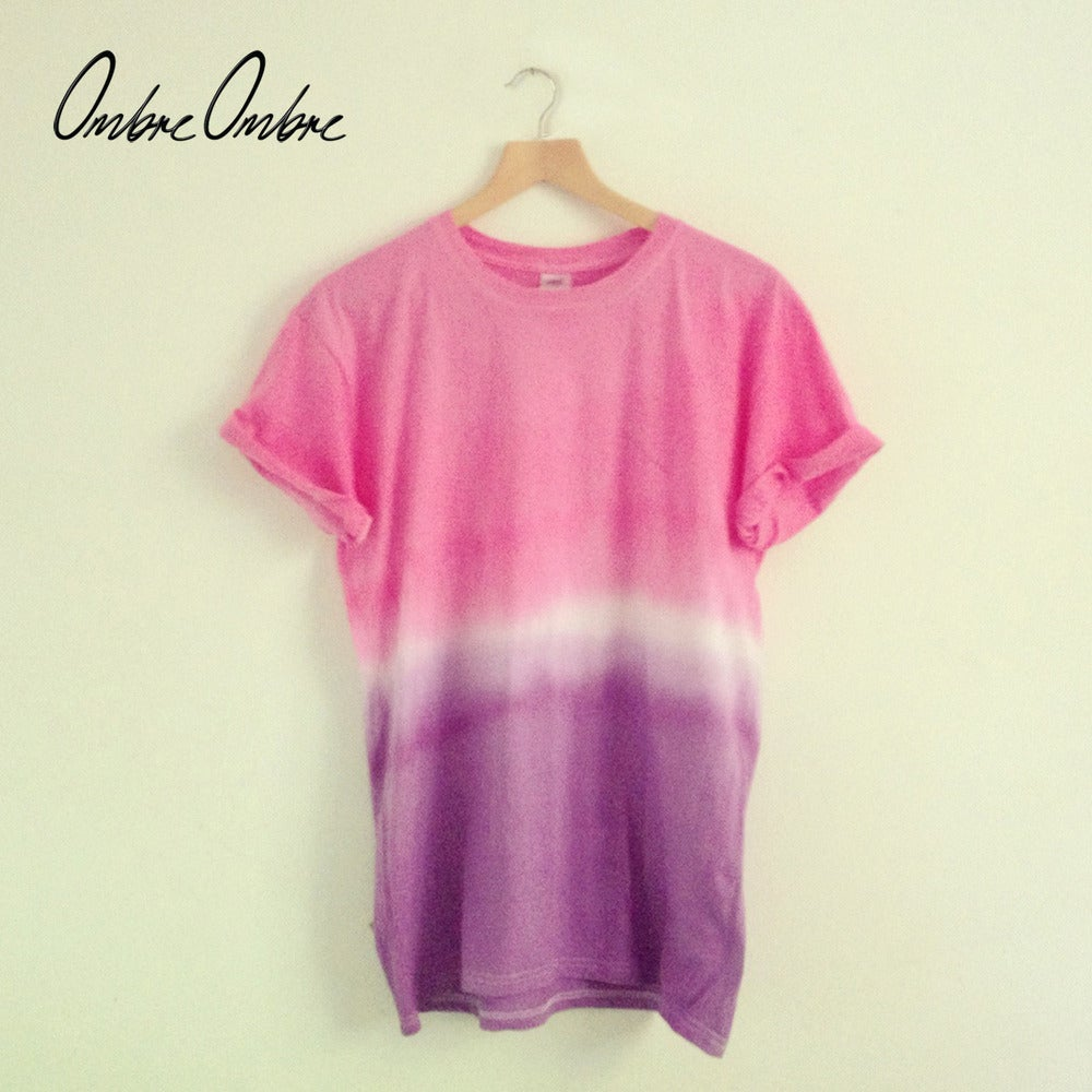 Image of Pink Purple T-Shirt