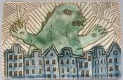 Image of Godzilla tile
