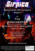 Image of The Frequency supporting SIRPICO EP Launch @ The Winchester