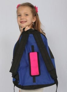 Image of Tag-a-long Book Bag Scheduler- with Picture Flaps