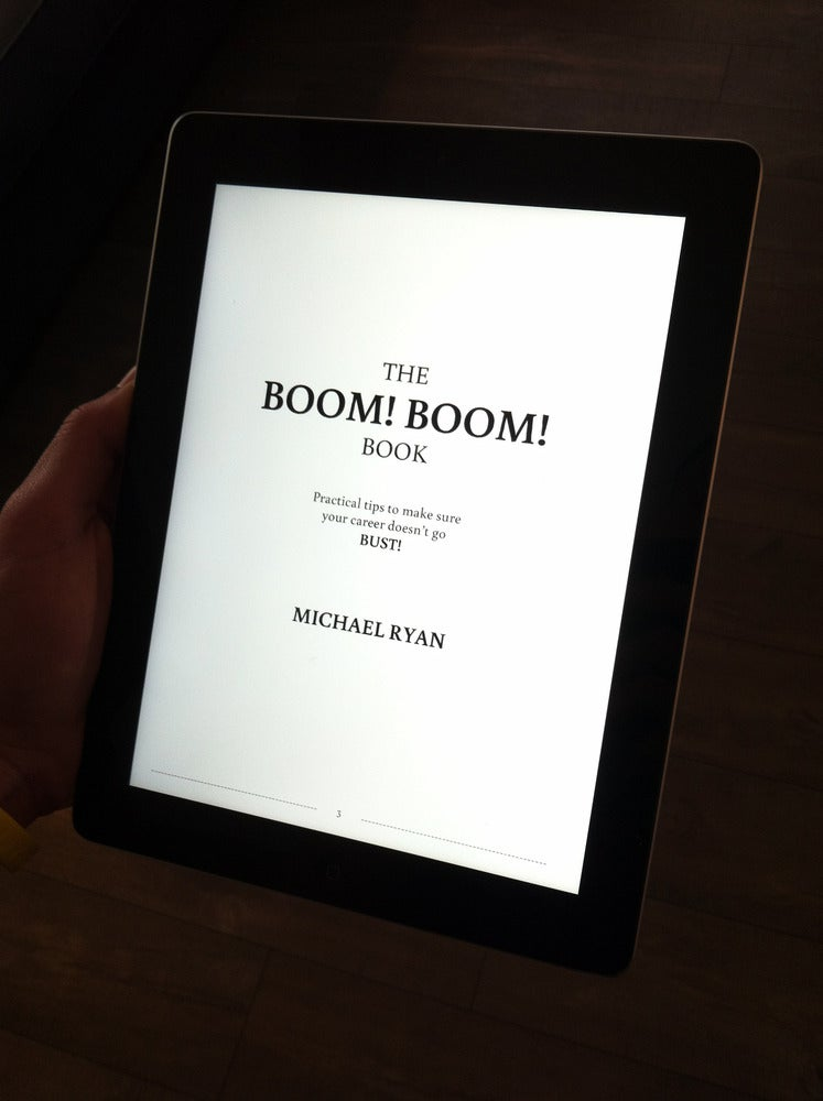 Image of TheBoomBoomBook E-Book