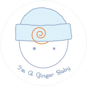 Image of I'm A Ginger Baby