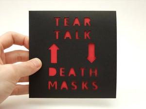 Image of Split Series # 3 TEAR TALK / DEATH MASKS