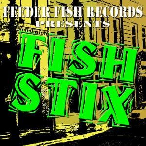 Image of Feeder Fish Records - Fish Stix