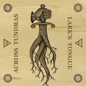 Image of Across Tundras / Lark's Tongue - Split LP