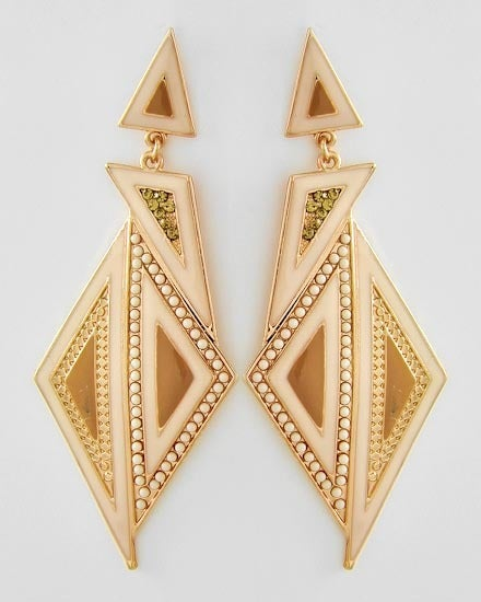 Image of Picasso Pink Earrings