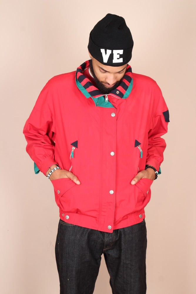 Image of Red Vintage Jacket