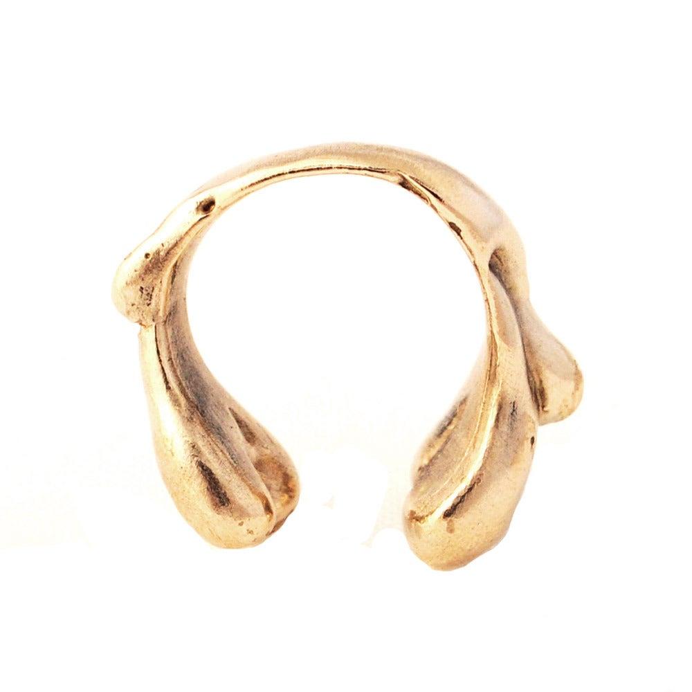 Image of drip wrap ring