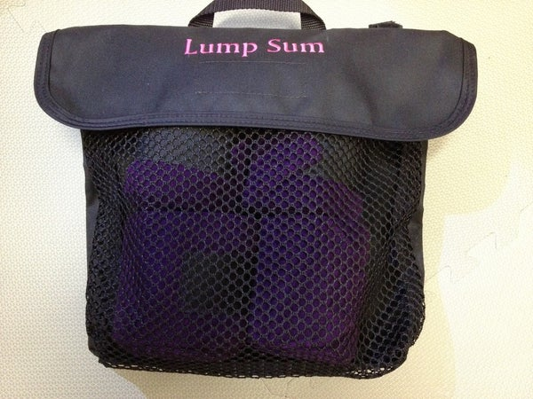Image of Custom Embroidered Saratoga Turnout Boot Storage Bag