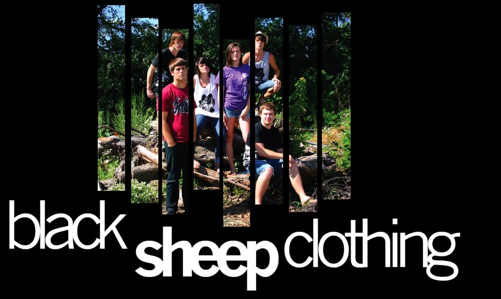 Black sheep clothing store