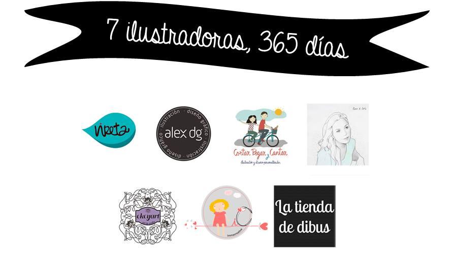 7 colaboradoras - 365 días