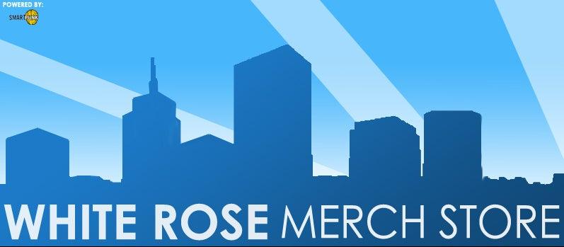 White Rose Merch Store Home