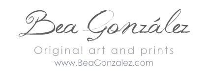 Bea González Original Art