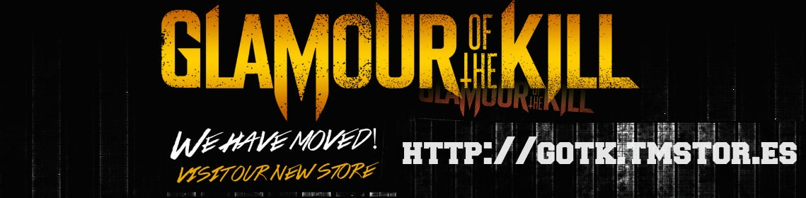 Glamour of the Kill Official Merchandise