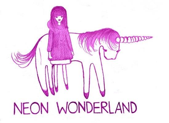 Neon Wonderland