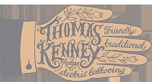 Thomas Kenney Tattoo