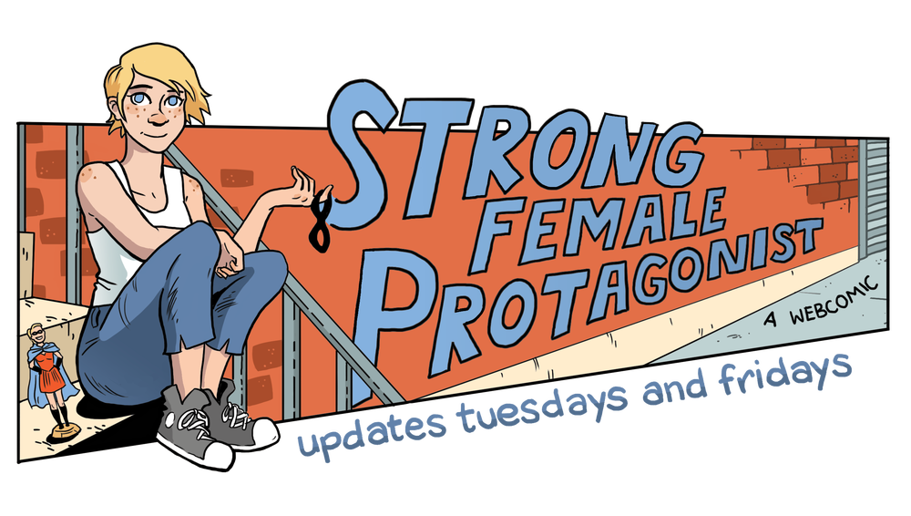 how to write a strong female protagonist