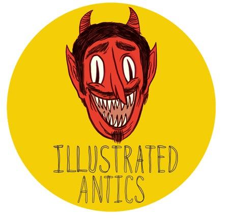 Illustrated Antics