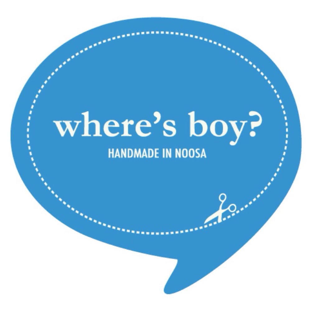 Where's Boy?
