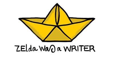 Zelda was a writer