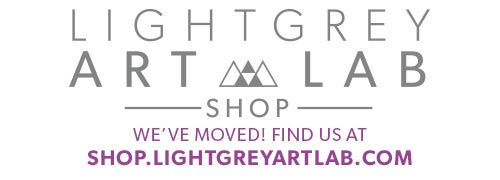 Light Grey Art Lab Shop