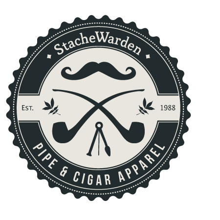 StacheWarden Pipe & Cigar Apparel