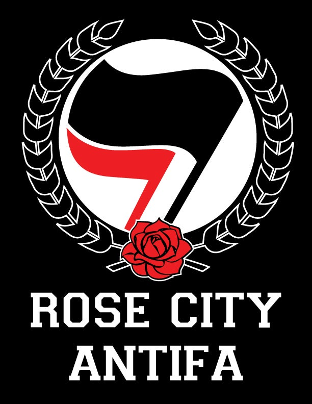 Rose City Antifa store